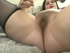 Chubby chick fucking hard with dude